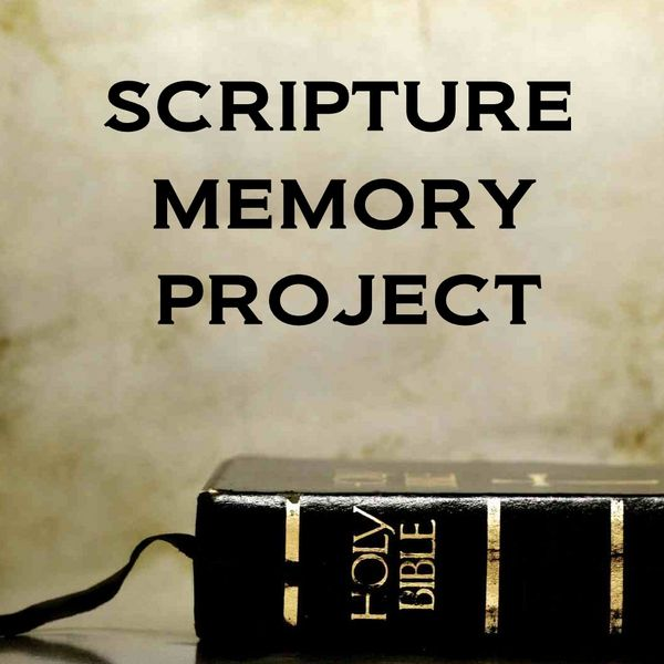 Scripture Memory Project