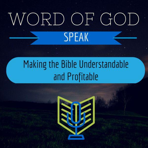 Word of God Speak